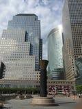 Εξωτερική θέση Brookfield, Μανχάταν, NYC στοκ φωτογραφία με δικαίωμα ελεύθερης χρήσης