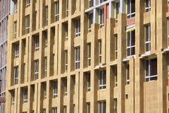 Εξωτερική μόνωση τοίχων Στερεά μόνωση τοίχων Ανακαίνιση τοίχων σπιτιών ενεργειακής αποδοτικότητας για την ενέργεια - αποταμίευση Στοκ φωτογραφία με δικαίωμα ελεύθερης χρήσης