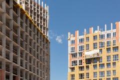 Εξωτερική μόνωση τοίχων Στερεά μόνωση τοίχων Ανακαίνιση τοίχων σπιτιών ενεργειακής αποδοτικότητας για την ενέργεια - αποταμίευση Στοκ εικόνα με δικαίωμα ελεύθερης χρήσης