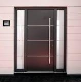 Εξωτερική πόρτα Στοκ Φωτογραφίες