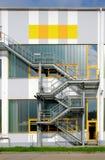 εξωτερική σκάλα Στοκ εικόνες με δικαίωμα ελεύθερης χρήσης