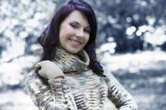 εξωτερική όμορφη χειμερι&n στοκ φωτογραφίες