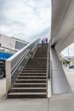 Εξωτερικός πυροβολισμός της μπορντούρας της BMW στο Μόναχο Στοκ εικόνες με δικαίωμα ελεύθερης χρήσης