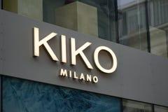 Εξωτερικό καταστημάτων Kiko στοκ φωτογραφίες με δικαίωμα ελεύθερης χρήσης
