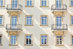 εξωτερικό ξενοδοχείο Στοκ φωτογραφία με δικαίωμα ελεύθερης χρήσης
