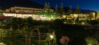 Εξωτερικό ξενοδοχείων στοκ φωτογραφία με δικαίωμα ελεύθερης χρήσης