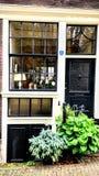 Εξωτερικό πορτών του Άμστερνταμ Architektur Στοκ Φωτογραφίες