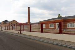 Εργοστάσιο, 1900 Στοκ Φωτογραφία