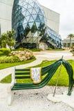 Εξωτερικό του μουσείου του Salvador Dali στη Αγία Πετρούπολη στοκ φωτογραφία