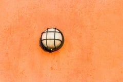 εξωτερικό applique Στοκ Φωτογραφία