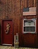 Εξωτερικό Boathouse στοκ εικόνες με δικαίωμα ελεύθερης χρήσης