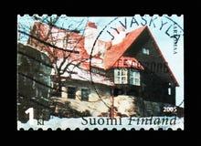 Εξωτερικό Hvittrask, serie, circa 2005 στοκ εικόνα