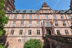 εξωτερικό johannisburg schloss Στοκ Εικόνες