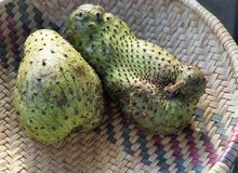 Εξωτικά φρούτα στην Αφρική στοκ φωτογραφία με δικαίωμα ελεύθερης χρήσης