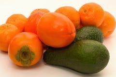 Εξωτικά φρούτα Στοκ φωτογραφίες με δικαίωμα ελεύθερης χρήσης