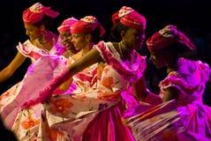Εξωτικοί χορευτές στοκ φωτογραφίες με δικαίωμα ελεύθερης χρήσης