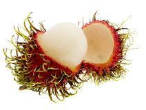 εξωτικός καρπός rambutan στοκ φωτογραφία με δικαίωμα ελεύθερης χρήσης
