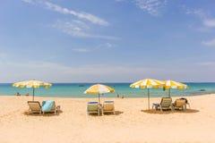 Εξωτικός κόλπος παραλιών Noi Kata στο νησί Phuket στοκ φωτογραφία