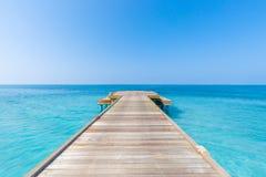 Εξωτικός παράδεισος Ταξίδι, τουρισμός και έννοια διακοπών θέρετρο τροπικό στοκ εικόνες με δικαίωμα ελεύθερης χρήσης