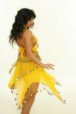 Εξωτικός χορευτής στοκ εικόνα με δικαίωμα ελεύθερης χρήσης