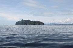 εξωτικό νησί Ταϊλάνδη Στοκ φωτογραφία με δικαίωμα ελεύθερης χρήσης