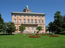 εξωτικό πάρκο του Λουγ&kappa Στοκ Εικόνα