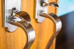 Εξόγκωμα πορτών στοκ εικόνα με δικαίωμα ελεύθερης χρήσης