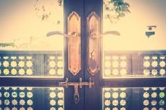 Εξόγκωμα πορτών Στοκ φωτογραφίες με δικαίωμα ελεύθερης χρήσης