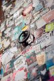 Εξόγκωμα πορτών Στοκ εικόνες με δικαίωμα ελεύθερης χρήσης