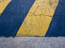 Εξόγκωμα ταχύτητας Στοκ Φωτογραφίες