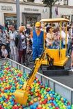 Εορτασμοί προς τιμή τα γενέθλια της 870ης επετείου Στοκ Εικόνες
