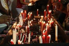 Εορτασμοί της ημέρας του ST George στο Ρίο ντε Τζανέιρο στοκ εικόνες με δικαίωμα ελεύθερης χρήσης