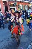 Εορτασμοί της Mardi Gras στοκ εικόνα