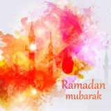 Εορτασμοί του Kareem Ramadan απεικόνιση αποθεμάτων