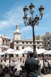 Εορτασμοί SAN Pedro, Reus Tarragona στοκ εικόνα