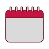 εορτασμός ημέρας βαλεντίνων ημερολογιακής ημερομηνίας ελεύθερη απεικόνιση δικαιώματος