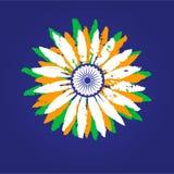 Εορτασμός δημοκρατιών της Ινδίας Στοκ εικόνες με δικαίωμα ελεύθερης χρήσης