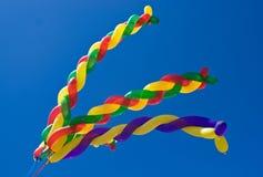 εορτασμός μπαλονιών Στοκ φωτογραφίες με δικαίωμα ελεύθερης χρήσης