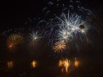 Εορτασμός της τουρκικής ημέρας Δημοκρατίας σε Istanbu Στοκ Εικόνες