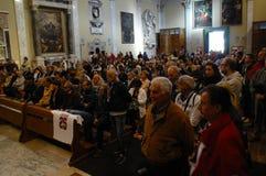 Εορτασμός του θανάτου Morosini Στοκ εικόνες με δικαίωμα ελεύθερης χρήσης