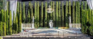 Εορτασμός Diaz Alhambra, Γρανάδα, Ισπανία, Ευρώπη Στοκ Εικόνες