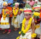 Εορτασμός jayanthi Krishna Sri στοκ εικόνα