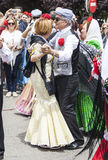 Εορτασμός ` SAN Isidro `, προστάτης της Μαδρίτης, στις 15 Μαΐου 2017, Μαδρίτη, Ισπανία Στοκ Εικόνες