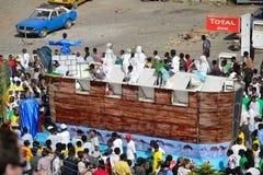 Εορτασμός Timkat στην Αιθιοπία Στοκ εικόνα με δικαίωμα ελεύθερης χρήσης