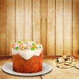 εορταστικές νησοπέρδικες αυγών κέικ Στοκ φωτογραφία με δικαίωμα ελεύθερης χρήσης