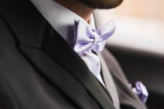 Εορταστικός δεσμός τόξων ημέρας για έναν γάμο στοκ εικόνες