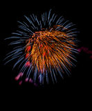 εορταστικός χαιρετισμό&sigm Στοκ φωτογραφίες με δικαίωμα ελεύθερης χρήσης