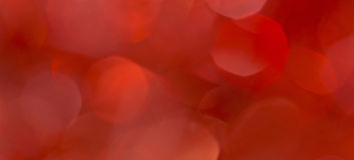 εορταστικό κόκκινο ανασ& Στοκ Φωτογραφίες