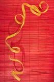 Εορταστικό κόκκινο υπόβαθρο Στοκ φωτογραφίες με δικαίωμα ελεύθερης χρήσης