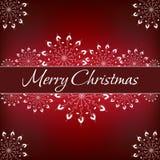 εορταστικό νέο έτος Χριστ Στοκ φωτογραφία με δικαίωμα ελεύθερης χρήσης